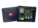 """Внешний радиоприёмник """"Умного Дома"""" , 433МГц, до 2048 пультов, напряжение питания 230V, IP54. 3 выхода (2 н.о., 1 н.з.), 3 разъема под платы расширения B EBA. BFT CLONIX U-LINK"""