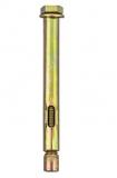 Болт анкерный 12х129мм для крепления съезда, колесоотбойника, делиниатора
