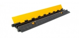 Кабель-канал полиуретановый. 2 канала по 32 мм. Нагрузка 30,5 т ККП 2-12 (полиуретан)