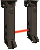 Комплект выдвижных фотоэлементов AN-MOTORS Notouch1
