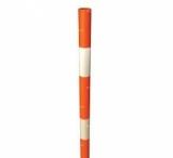 Веха пластиковая оранжевая 1,5м
