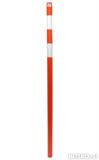 Веха пластиковая оранжевая 2м