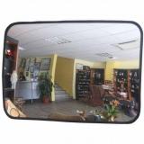 Зеркало дляпомещений прямоугольное 600х800 мм