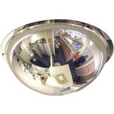 Зеркало дляпомещений купольное 600 мм