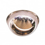 Зеркало для помещений купольное четверть сферы 800 мм Зеркало 800мм