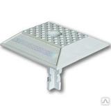 Светоотражатель дорожный пластиковый . На ножке с крепежом КД-3.1 ГОСТ Р 50971-2011