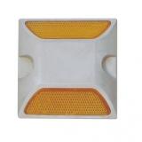 Светоотражатель дорожный с крепежом ГОСТ Р 50971-2011 КД-5 пластик