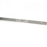 Оцинкованная зубчатая рейка, модуль M4 / 1метр / NICE ROA8