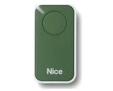 Пульт управления 1-канальный, цвет зеленый NICE INTI1G