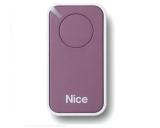 Пульт управления 1-канальный, цвет лиловый NICE INTI1L
