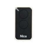 Пульт управления 2-канальный, цвет черный NICE INTI2