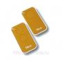 купить пульт управления 2-канальный, цвет желтый nice inti2y