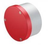 Заглушка круглая для рейки NICE D.50