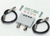Клапан антивандальный для шлагбаумов 615, 620, 640 серий, стрелу можно поднять руками (усилие регулируется) без повреждения гидравлики FAAC 401066