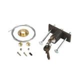 Замок разблокировки с персональным ключом №1 для шлагбаумов 620 серии FAAC 424641