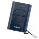 Брелок-передатчик XT4 433 RC 433 МГц 4-канальный RC код, темно-синего цвета - комплект 100шт FAAC 787454/100