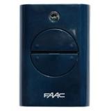 Брелок-передатчик XT4 433 RC 433 МГц 4-канальный RC код, темно-синего цвета FAAC 787454