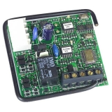 Радиоприемник 1-канальный встраиваемый в разъем RP 433 МГц память на 250 пультов с кодировкой SLH FAAC 787824