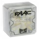 Лампа сигнальная XL24L F, питание = 24В, 3Вт, светодиодная, компактная (ШxВхГ): 82x82x51мм FAAC 410018
