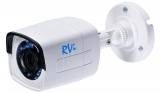 Уличная HD-TVI видеокамера с ИК подсветкой 720P+PAL RVI-HDC411-AT (2.8 мм)