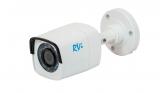 Уличная HD-TVI видеокамера с ИК подсветкой 720P RVi-HDC411-T (2.8 мм)