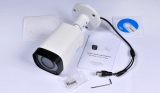 Уличная HD-CVI видеокамера с ИК подсветкой 720P RVi-HDC411-C (2.7-12 мм)