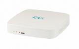 4-х канальный трибридный HD-CVI видеорегистратор 720P RVi-R04LA-C