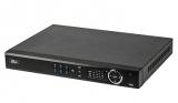 16-ти потоковый IP видеорегистратор NVR с POE (Network Video Recorder) со встроенным PoE(IEEE802.3af) коммутатором на 8 портов RVi-IPN16/2-8P