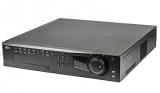 64-х потоковый IP видеорегистратор NVR (Network Video Recorder) RVi-IPN64/8-4K