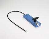 Ручка для разблокировки привода с ключом и тросом для внешней установки (трос 7 метров) CAME 001CMS