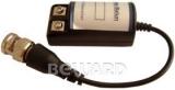 1 канал (пассивный) передатчик\приемник видео по витой паре. До 600 м Beward T201C