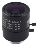 Объектив для видеокамеры Beward B02406VIR