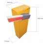 купить автоматический шлагбаум genius spin 4 kit, 4 м