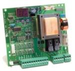 Блок управления для 1-го привода с питанием 220В с входом для концевых выключателей (для привода Falcon). Genius Sprint 382 (JA 382)