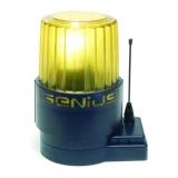 Лампа сигнальная не мигающая 24В DC Genius Guard 24 (6100054)