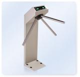 Турникет-трипод электромеханический, индикаторы прохода, встроенный БУ, пульт, планки, светло-бежевый. PERCo-TTR-04.1RM