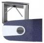 купить крышка тумбового турникета, искусственный камень, индикаторы прохода, синяя. perco-c-03g blue