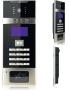 купить вызывная видеопанель многоабонентская с считывателями для проксимити карт bas-ip aa-01