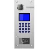 Вызывная видеопанель многоабонентская с считывателями для проксимити карт AA-05 WCR v.3