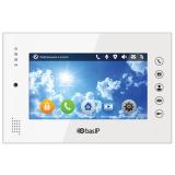 IP монитор индивидуальный Touch Screen 7 BAS-IP AN-07 W v3