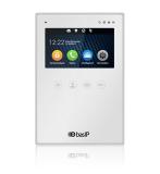 IP монитор индивидуальный Touch Screen 4,3 BAS-IP AZ-04 W v3