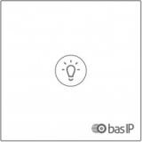 Умный выключатель на 1 группу BAS-IP SH-73