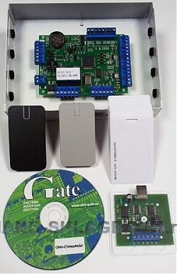 gate installation kit