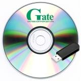 Комплект серверного и клиентского ПО Gate-IP Gate-IP100 FULL