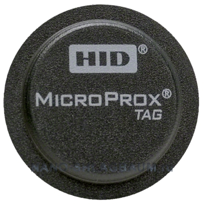 hid microprox tag