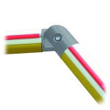 Шарнир для складной стрелы 001G03750 левый CAME 001G03755SX