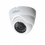 Купольная антивандальная HDCVI видеокамера 720P Dahua DH-HAC-HDW1100MP-0280B