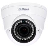 Купольная антивандальная HDCVI видеокамера 1080P Dahua DH-HAC-HDW1200RP-VF