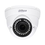 Купольная антивандальная HDCVI видеокамера 1080P Dahua DH-HAC-HDW2220RP-VF
