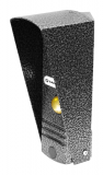 Антивандальная вызывная панель Tantos Walle+ (серебро)